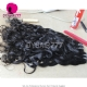 Standard 1 Bundle Burmese Natural Wave Virgin Human Hair Weave Tangle Shedding Free