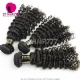 Best Match 4*4 Silk Base Closure With 3 or 4 Bundles European Deep Curly Royal Virgin Human Hair Extensions
