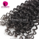 Lace-Frontal With 3 Bundles Standard Virgin Indian Deep Curly Human Hair Extensions