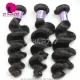 3 or 4 pcs/lot Mongolian Standard Unprocessed Virgin Hair Extensions Loose Wave Wavy Hair