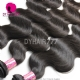Unprocessed 6A Malaysian  Royal Virgin Hair Body Wave Human Hair Weave 1 Bundle