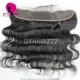 13*2 Lace Frontal Closure Virgin Human Hair Body Wave Natural Color