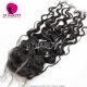Lace Top Closure (4*4) Natural Wave Human Virgin Hair Freestyle Free Part Middle Part Two Part Three Part