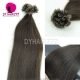 #2 U-Tip Straight Hair Extensions Grade 6A Virgin Hair 100g