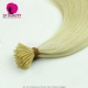 Blonde Hair Color#613 Brazilian Virgin Hair Stick I Tip Straight 100g