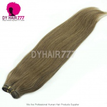 #6 brazilian human hair weave 100% brazillian straight hair