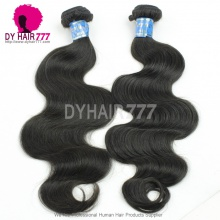 Virgin Hair 1 Bundle Body Wave Grade 6A Royal Peruvian Virgin Remy Hair