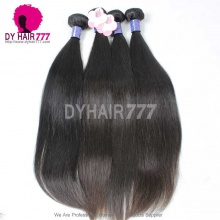 3or4pcs/lot Royal Cambodian Virgin Hair Straight hair Human Hair Extension