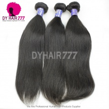 3 or 4 pcs/lot Bundle Deals Standard Virgin Remy Hair Cambodian Silky Straight Hair Extensions
