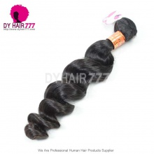 Royal 1 Bundle Burmese Virgin Hair Extension Loose Wave Hair