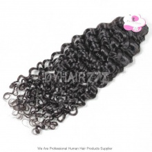 1 Bundle Royal Brazilian Virgin  Italian Curly Wave Human Hair Extensions