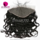 Ear to Ear 13*6 Lace Frontal Closure Curved Lace Body Wave Human Virgin Hair Natural Color