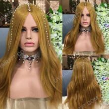 Full Lace Wig 150% Density Human Hair Customize Wig 5 Working Days Ready YPF3-F