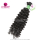 1 Bundle Deep Curly Brazilian Standard Vigin Hair Natural Color 1B NO Tangle No Shedding DY Hair Extensions