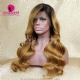 Lace Front Wig 150% Density Human Hair Customize Wig 7 Working Days Ready LWTB31-L