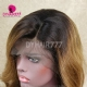Full Lace Wig 150% Density Human Hair Customize Wig 7 Working Days Ready LWTB31-F