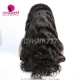 360 Lace Frontal Wig Pre Plucked Virgin Human Hair Body Wave 130% Density 360 Lace Wig