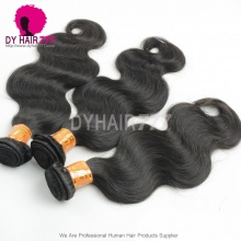 3 or 4 Bundle Deals Standard Virgin Hair Burmese Body Wave Human Hair Extensions