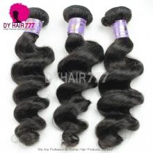 3or4 pcs/lot Mongolian Standard Unprocessed Virgin Hair Extensions Loose Wave Wavy Hair