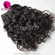 3 or 4 pcs/lot Standard Malaysian Virgin Human Hair Extensions Natural Wave