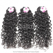 3 or 4 Bundles Royal Brazilian Virgin Hair Italian Curly Human Hair Extension