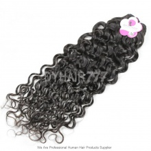 1pc Royal Peruvian Virgin Hair Italian Curly Human Hair Extension