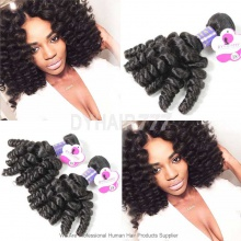 3 or 4 Bundles Royal Virgin Cambodian Hair Spiral Curly Wave Human Hair Extension
