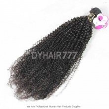 Royal 1 Bundle European Virgin Remy Hair Kinky Curly Wave Human Hair