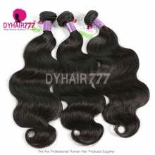 3 or 4pcs/lot Bundle Deals Wholesale Hair Weave Mongolian Standard Virgin Hair Extensions Body Wave