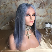 Lace Front Wig 130% Density Human Hair Customize Wig 5 Working Days Ready BCST43-L