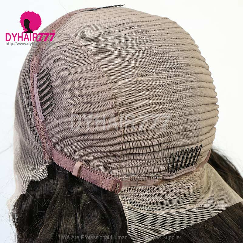 360 Lace Wigs Pre Plucked Lace Wig100% Virgin Human Hair Unprocessed Hair Wigs