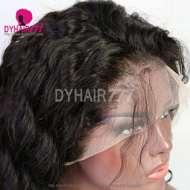 5*5 Closure Wigs Pre Plucked Lace Wig 100% Virgin Human Hair Unprocessed Hair Wig