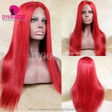 Full Lace Wig 180% Density Human Hair Customize Wig 10 Working Days Ready RFST36-F