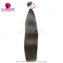 Peruvian Royal Straight Virgin Hair 1 Bundle 100% Unprocessed Remy Human Hair Bundles