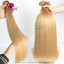 1 Bundles Color 520 Straight Brazilian Hair 100% Virgin Human Hair