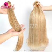 1 Bundle Color P10/24 Brazilian Straight Hair Human Hair Extension