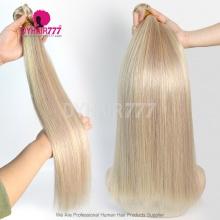 1 Bundle Color P18/613 Brazilian Straight Hair Human Hair Extension