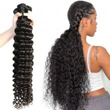 1 Bundle Cheap Brazilian Standard Hair Weaving Deep Wave 100% Human Virgin Hair Extensions DY Hair Products