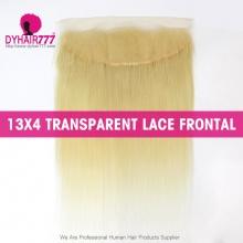 #613 Blonde Frontal 13*4Lace Frontal Closure Straight Hair Virgin Human Hair
